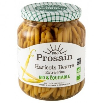 "Haricots beurre 345g""prosain"""