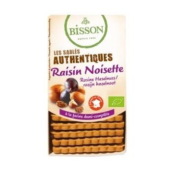 Bisson raisin noisette 175g