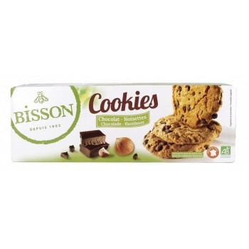 "Cookies cho/noisettes ""bisson"""