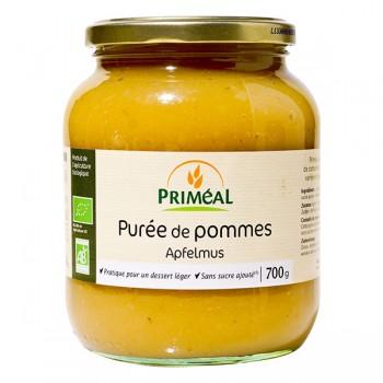 Purée de pommes 700g Priméal