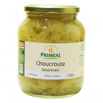 Choucroute 720ml Priméal