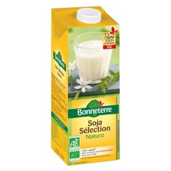 Boisson soja sélection...