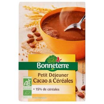 Petit déjeuner cacao &...