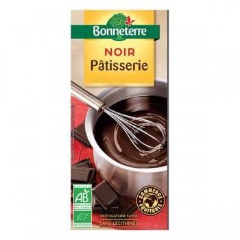 Chocolat noir pâtisserie...