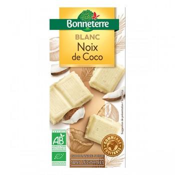 Chocolat blanc coco Bonneterre