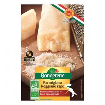 Parmigiano râpé 50g Bonneterre
