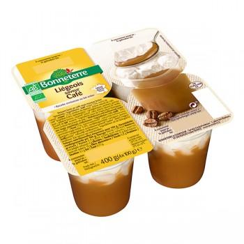 Liégeois saveur café x 4...