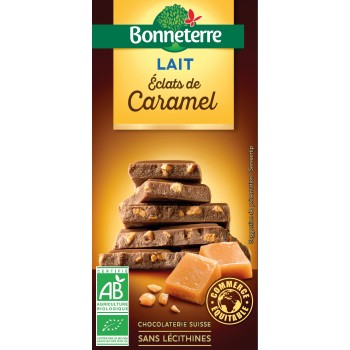 Chocolat lait caramel...