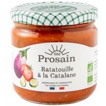Ratatouille catalane...