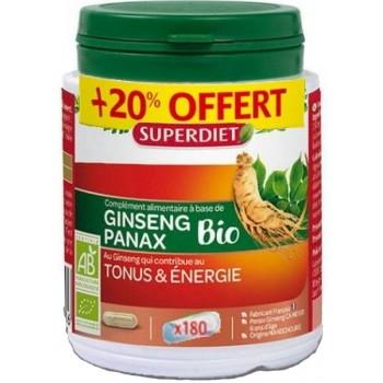 Ginseng bio 150gl+20% offert