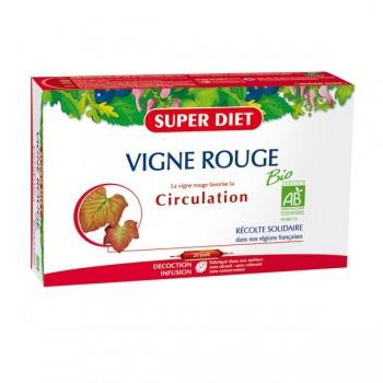 Vigne rouge 20amp. Superdiet