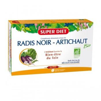 Radis noir/artichaut 20amp....