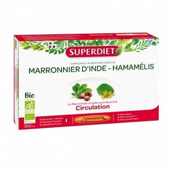 Marronnier d'Inde hamamelis...