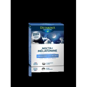 Nocta+melatonine Dietaroma