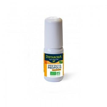 Spray buccal propolis...