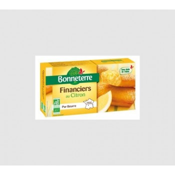 """Financiers citron """"bonneterre"""""""