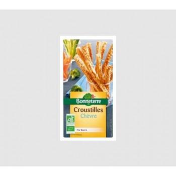 """Croustilles chevre""""bonneterre"""""""