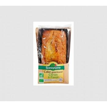 """Cake citron pavot """"bonneterre"""""""