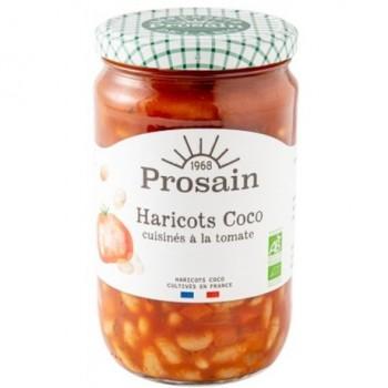 "Haricots coco tomates""prosain"""