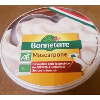 "Mascarpone 250g ""bonneterre"""