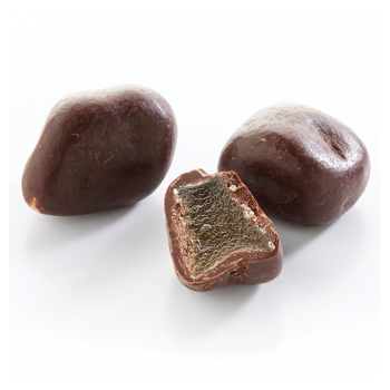Gingembre cubes au chocolat...