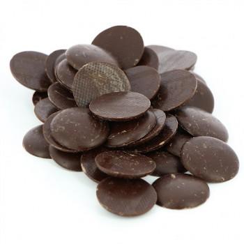 Palets chocolat noir vrac