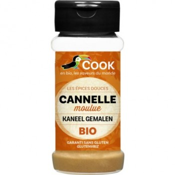 """Cannelle poudre 35g """"cook"""""""