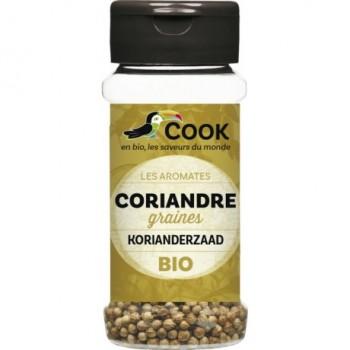 """Coriandre graines 30g """"cook"""""""