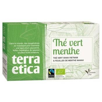 The vert menthe vietnam...