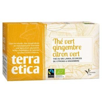 The vert gingembre/citron...