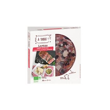 Pizza jambon...
