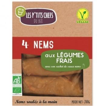 """Nems legumes """"p'tits chefs"""""""