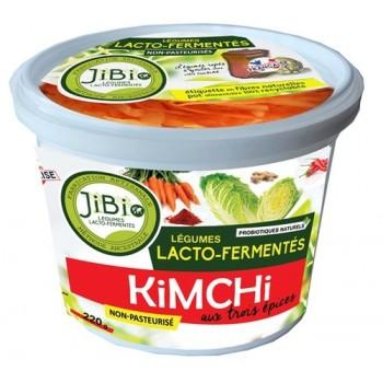 Kimchi lacto fermente frais...