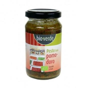 Pesto frais tomates sechEes...